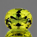 NATURAL GREEN GOLD LEMON QUARTZ 19x15 MM - FL