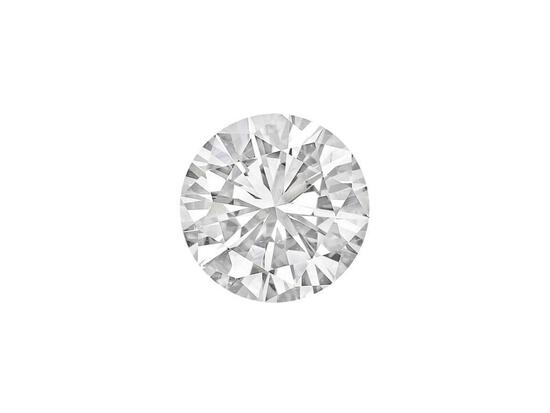 Stunning  Brilliant Lab Diamond 3.52 Carats - VVS