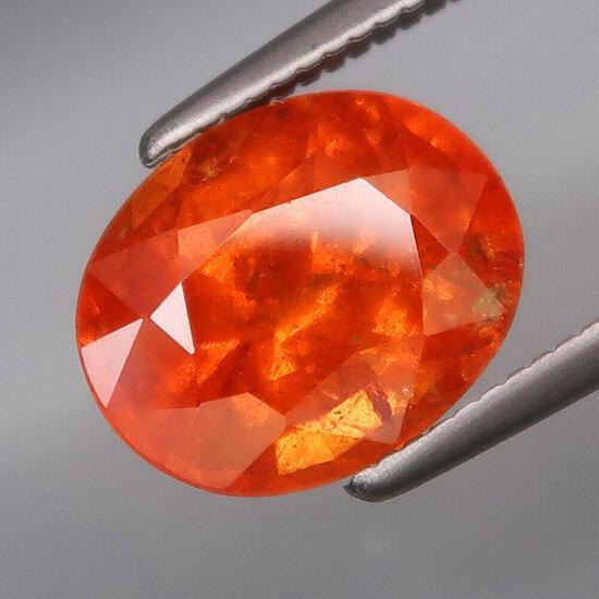 Natural Fanta Orange Spessartite Garnet 3.20 Cts