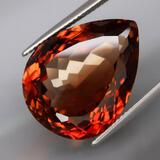 Natural Imperial Whisky Topaz 28.32 Carats