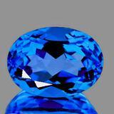 Natural AAA Swiss Blue Topaz 16x12 MM {Flawless}
