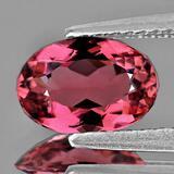 Natural Padparadscha Pink Tourmaline {Flawless-VVS)