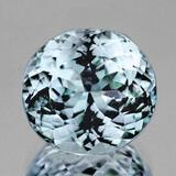 Natural Aquamarine 3.76 Cts{Flawless-VVS}