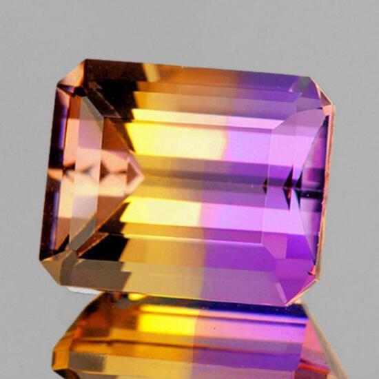 NATURAL PREMIUM TOP ANAHI AMETRINE 18x15 MM - FL