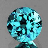 Natural Paraiba Blue Apatite 7.49 MM (VVS)