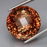 Natural Imperial  Peach Champagne Topaz 26.98 Cts
