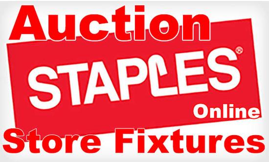 Staples, NYC, Copy Center - Fixture Liquidation