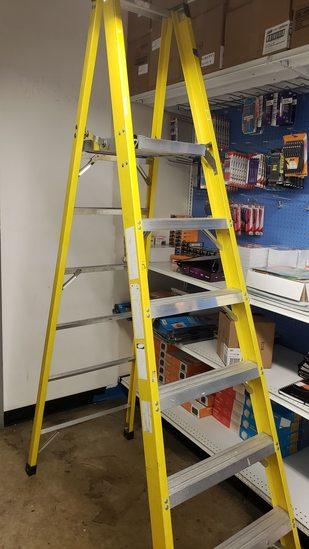 6' Platform Step Ladder