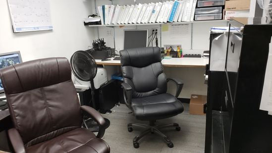 Rolling Office Chair,black