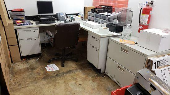 2 Drawer Latteral File Cabinet