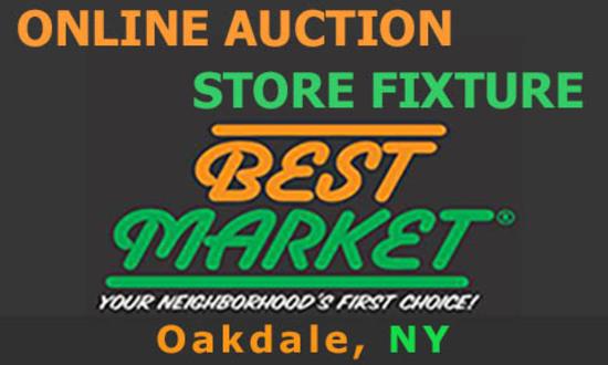 Best Market - Oakdale, NY - Online Auction