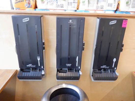 Utensil Dispenser