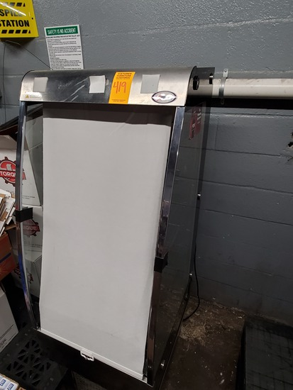 Omcan Open Front Cooler