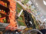 Wood Farmstand Produce Table