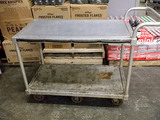 Aluminum Stock Cart