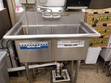 2 Compartment Sink