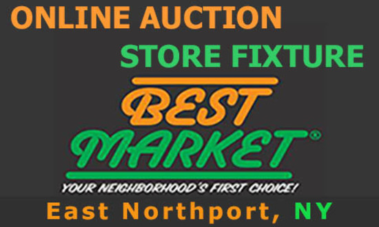 Best Market - East Northport, NY Online Auction