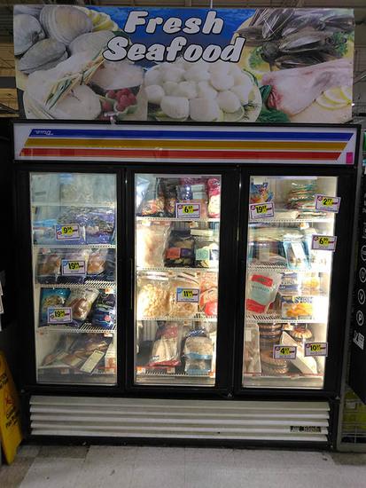 True Freezer