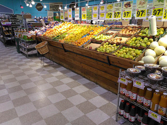 Produce Tables
