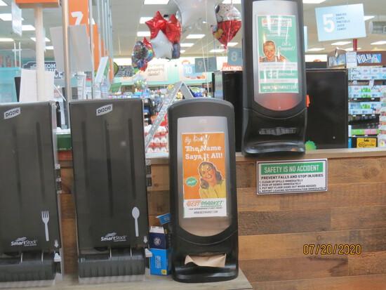 2 Napkin Dispensers