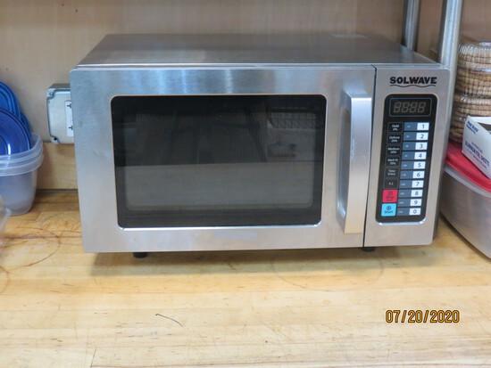 Solwave Microwave