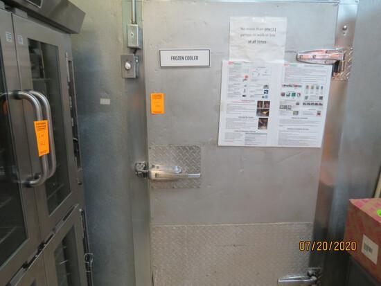 Trenton Refrigeration Products - Freezer - Bakery Department
