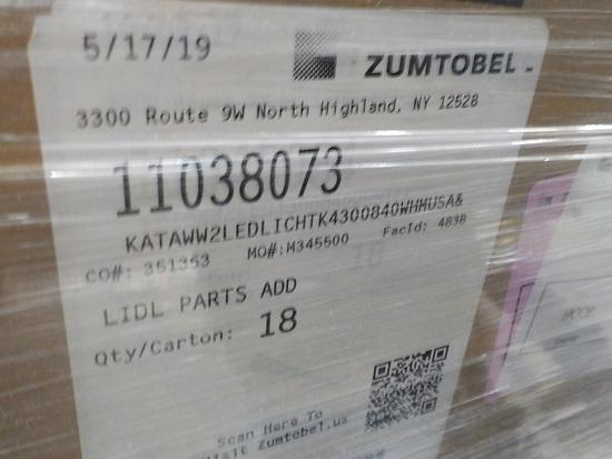 Zumtobel Led Lights