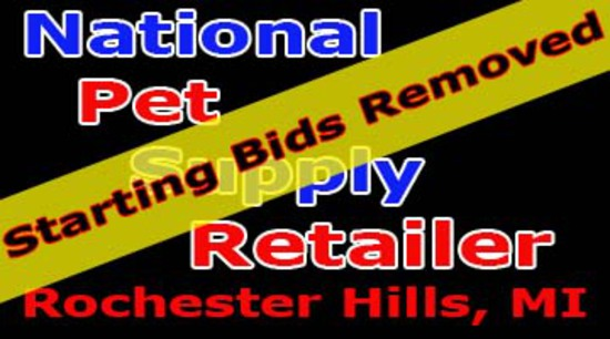 National Pet Supply Retailer