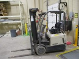 Crown Sit Down Forklift - SC4000 Series