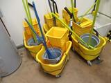 5 Brighton Professional Mop Buckets