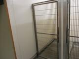 Metal Cage Door