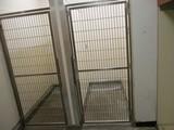 Single Metal Cage Door