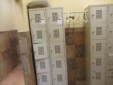 Bank Of 6 Lockers