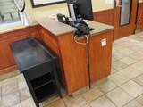 Side Receving Desk
