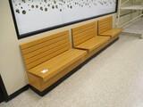 Waiting Bench