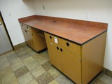Cabinet With Counter Top