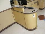Receiving Desk - Counter