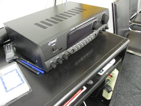 Pyle - 200 Watt Digital Bluetooth Am/fm Receiver