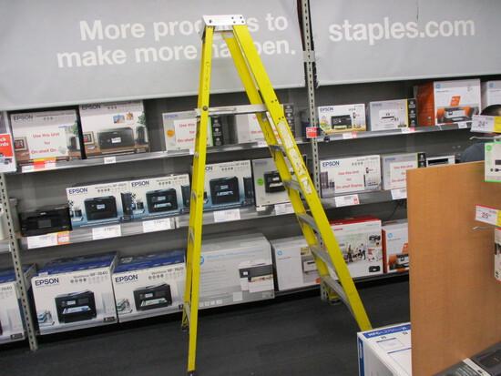 6ft Fiberglass Step Ladder