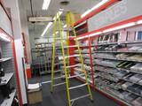 8ft Fiberglass Step Ladder