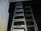 20ft Aluminum Step Ladder