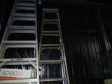 10ft Wooden Step Ladder
