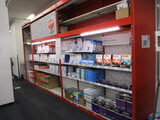 2 - 8ft Sections And 1 - 4ft Section Of Madix Single Sided Hypermax Shelving