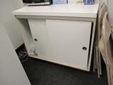 Wooden - Sliding Door Cabinet