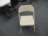 10 - Metal Folding Chairs