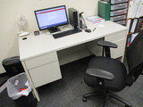 Laminate Top Desk