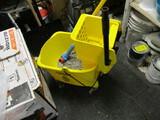 Mop Bucket - Mop Not Included