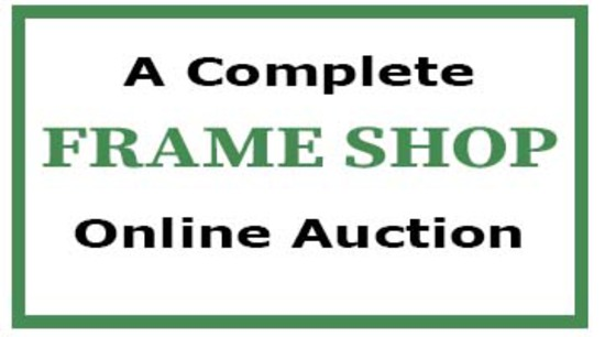 A Frame Shop Online Auction
