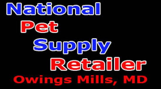 National Pet Supply Retailer Location