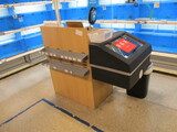 Rolling Counter with Cricket Bin